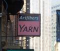 Artfiberssign