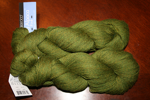 Ultra alpaca-green