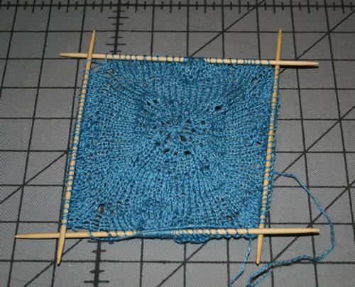 Tea shawl
